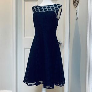 Betsy Johnson fit and flare dress